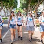 Girls on Birthright Israel