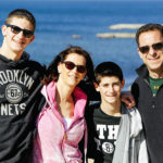 Amy & Scott Jaffee with their two sons